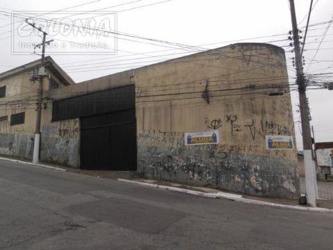 Barracão à Venda - Parque São Lucas