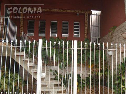 Casa / Sobrado à Venda - Santo André
